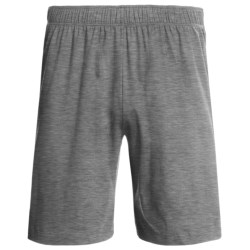 Calida Liberty Bermuda Lounge Shorts - Cotton (For Men) in Silver Cloud