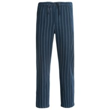 Calida Loungewear Pants - Cotton (For Men) in Night Shadow - Closeouts