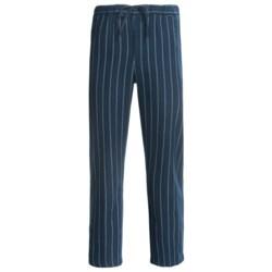 Calida Loungewear Pants - Cotton (For Men) in Night Shadow