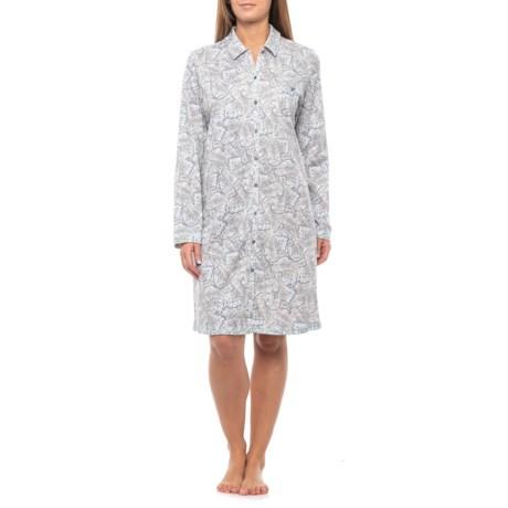 1e623126465 Calida Marseille Sleep Shirt (For Women) - Save 62%