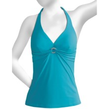 Calida Mix & Match Tankini Swimsuit Top (For Women) in Bondi Blue - Closeouts
