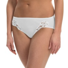 Calida Passionfruit Lace-Trim Panties - Briefs (For Women) in White - Closeouts