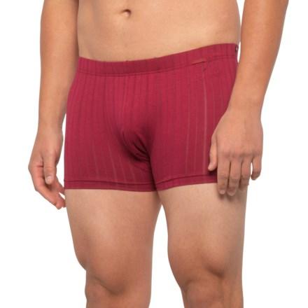 Calida Mens Pure /& Style Quick Dry Pima Cotton Trunk 26686