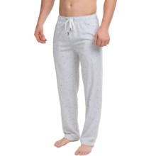 Calida Remix 1 Lounge Pants - Cotton, Open Leg (For Men) in Dusty Grey - Closeouts