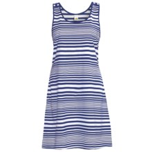 Calida Sea Coast Nightshirt - Cotton Jersey, Sleeveless (For Women) in Twilight - Closeouts