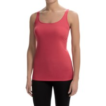 Calida Sensitive Tank Top (For Women) in Cranberry - Closeouts