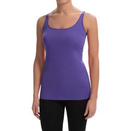 Calida Sensitive Tank Top (For Women) in Purple Opulance - Closeouts