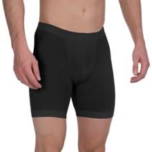 Calida Soren Wool-Silk Boxers (For Men) in Black - Closeouts