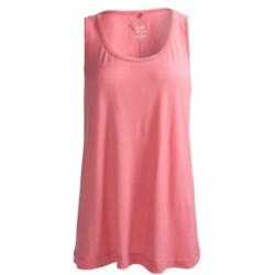 Calida Swetlana Single Jersey Lounge Shirt - Sleeveless (For Women) in Sunset