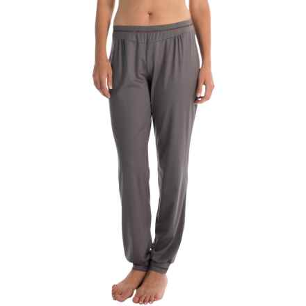Calida Wishing Well Pajama Pants - TENCEL® (For Women) in Rabbit Grey - Closeouts