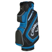 Callaway Chev Cart Bag in Black/Royal/White - Closeouts