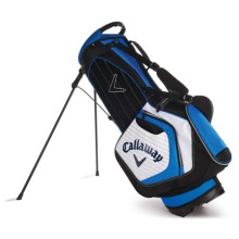 Callaway Chev Stand Golf Bag in Royal/White/Black - Closeouts