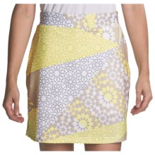 Callaway Olio Printed Skort (For Women) in Bright White - Closeouts