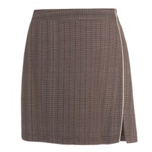 Callaway Plaid Skort - UPF 15+ (For Women) in Bracken - Closeouts