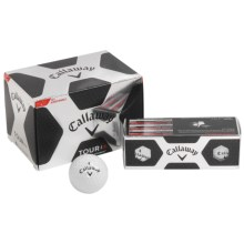 Callaway Tour I(Z) Golf Balls - Dozen in White - Closeouts