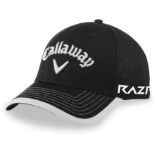 Callaway Tour Mesh Adjustable Cap (For Men) in Black - Closeouts