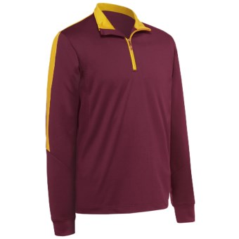 Callaway X-Series Shirt - UPF 15+, Long Sleeve (For Men) in Winetasting