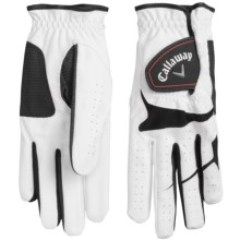Callaway XTT Extreme Cadet Golf Glove - 2-Pack (Men) in White - Closeouts