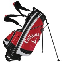 Callaway XTT Xtreme Stand Golf Bag in Red - Closeouts