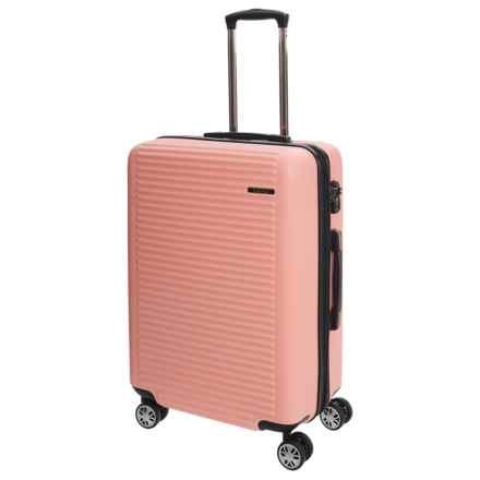 "CalPak 24"" Tustin Hardside Expandable Spinner Suitcase in Orange Dream - Overstock"