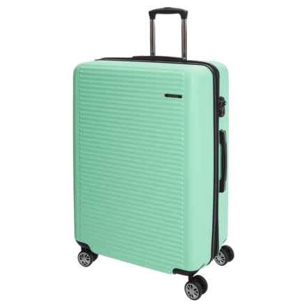 "CalPak Calpak Tustin Collection Hardside Travel Spinner Suitcase - 28"" in Lucite Green - Overstock"
