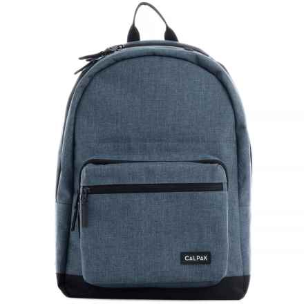 Calpak Glenroe Backpack in Blue - Closeouts