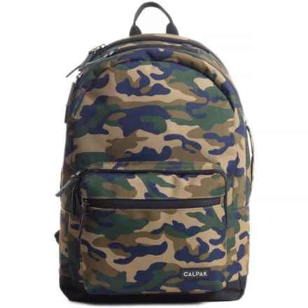 Calpak Glenroe Backpack in Camo - Closeouts