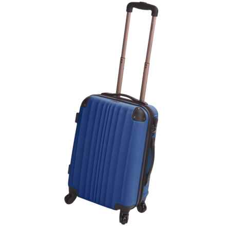 """Calpak Lukas II Expandable Spinner Carry-On Suitcase - 20"""" in Blue - Closeouts"""