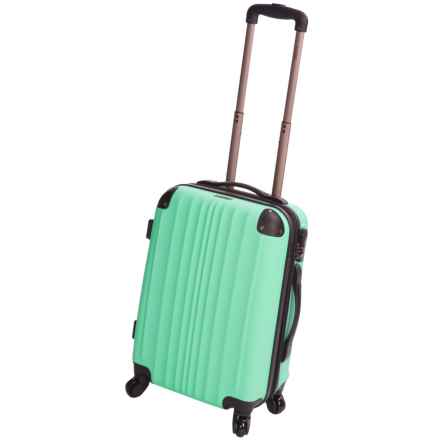 """Calpak Lukas II Expandable Spinner Carry-On Suitcase - 20"""" in Mint - Closeouts"""
