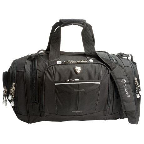 CalPak Silver Lake 52L Duffel Bag in Black
