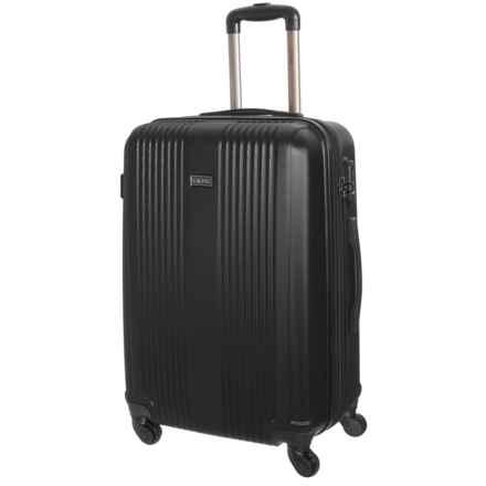 "CalPak Torrino II Expandable Spinner Suitcase - Hardside, 28"" in Black - Closeouts"