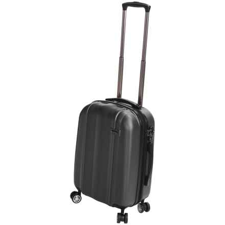 """Calpak Winton Expandable Spinner Carry-On Suitcase - 20"""" in Charcoal - Closeouts"""