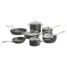 Calphalon Commercial Hard-Anodized Cookware Set - 13-Piece in See Photo - Closeouts