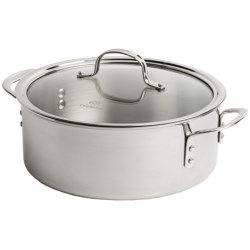 Calphalon Dutch Oven  - Triple-Ply Stainless Steel, 5 Quart in See Photo