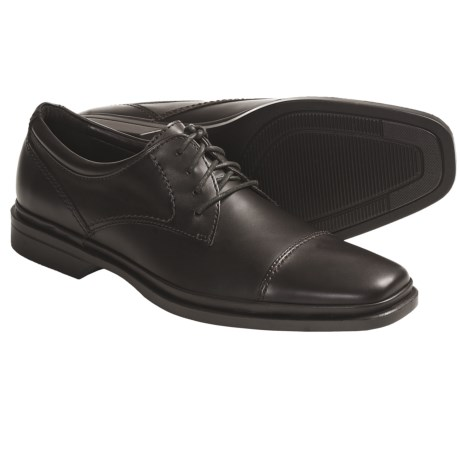 Calvin Klein Billy Shoes - Leather, Oxfords (For Men) in Brown