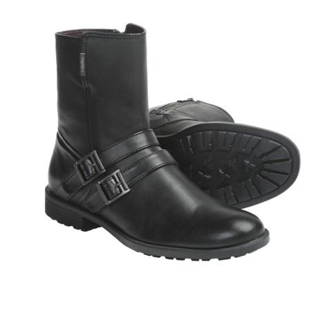 Calvin Klein Emmett Boots - Leather (For Men) in Black