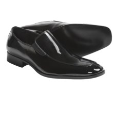 Calvin Klein Gregory Formal Shoes - Patent Leather, Slip-Ons (For Men) in Black Patent - Closeouts