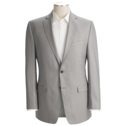 Calvin Klein Neat Sport Coat - Slim Fit (For Men) in Grey