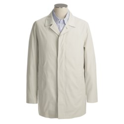 Calvin Klein Pinewood Rain Coat (For Men) in Stone