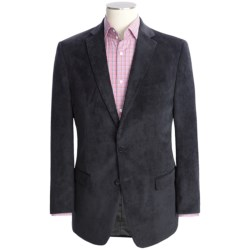 Calvin Klein Pinwale Corduroy Sport Coat - Slim Fit (For Men) in Black