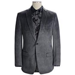 Calvin Klein Twill Sport Coat (For Men) in Grey