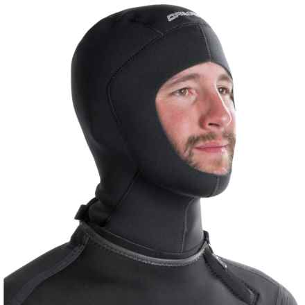Camaro Arctic Wetsuit Hood - 5mm in Black - Closeouts