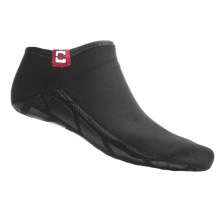 Camaro Beach Socks - 3mm (For Men and Women) in Black - Closeouts