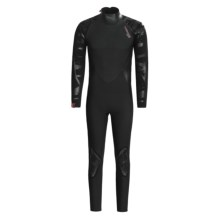 Camaro BFT 10.86 Mono Wetsuit - 4/3/2mm (For Men) in Black - Closeouts