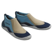 Camaro Coral Sea Slippers (For Men and Women) in Blue - Closeouts