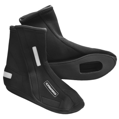 Camaro Cycling Gaiters - Neoprene in Black
