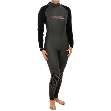 Camaro EvoStretch BreakerPro Wetsuit 4/3mm (For Women)