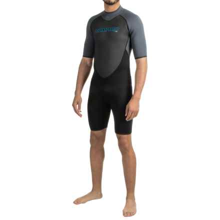 Camaro Mono Revo Flex Shorty Wetsuit - 3mm (For Men) in Asst - Closeouts