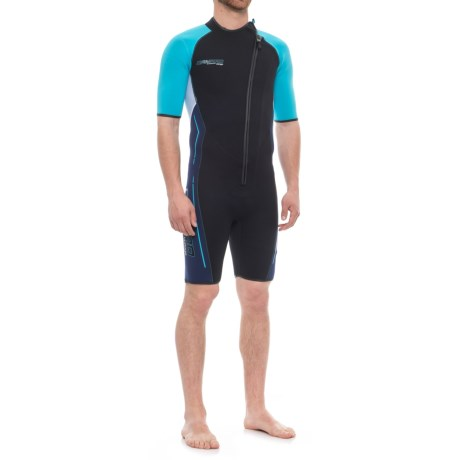 Camaro Mono Voltage Shorty Wetsuit - 3mm (For Men)