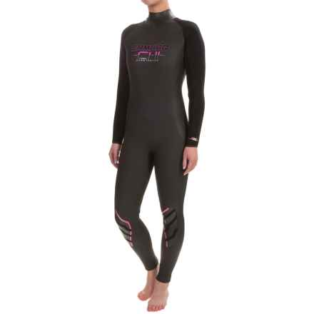 Camaro Overall C1-11 Wetsuit - 4/3mm (For Women) in Asst - Closeouts